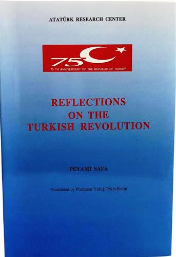 REFLECTIONS ON OF TURKISH